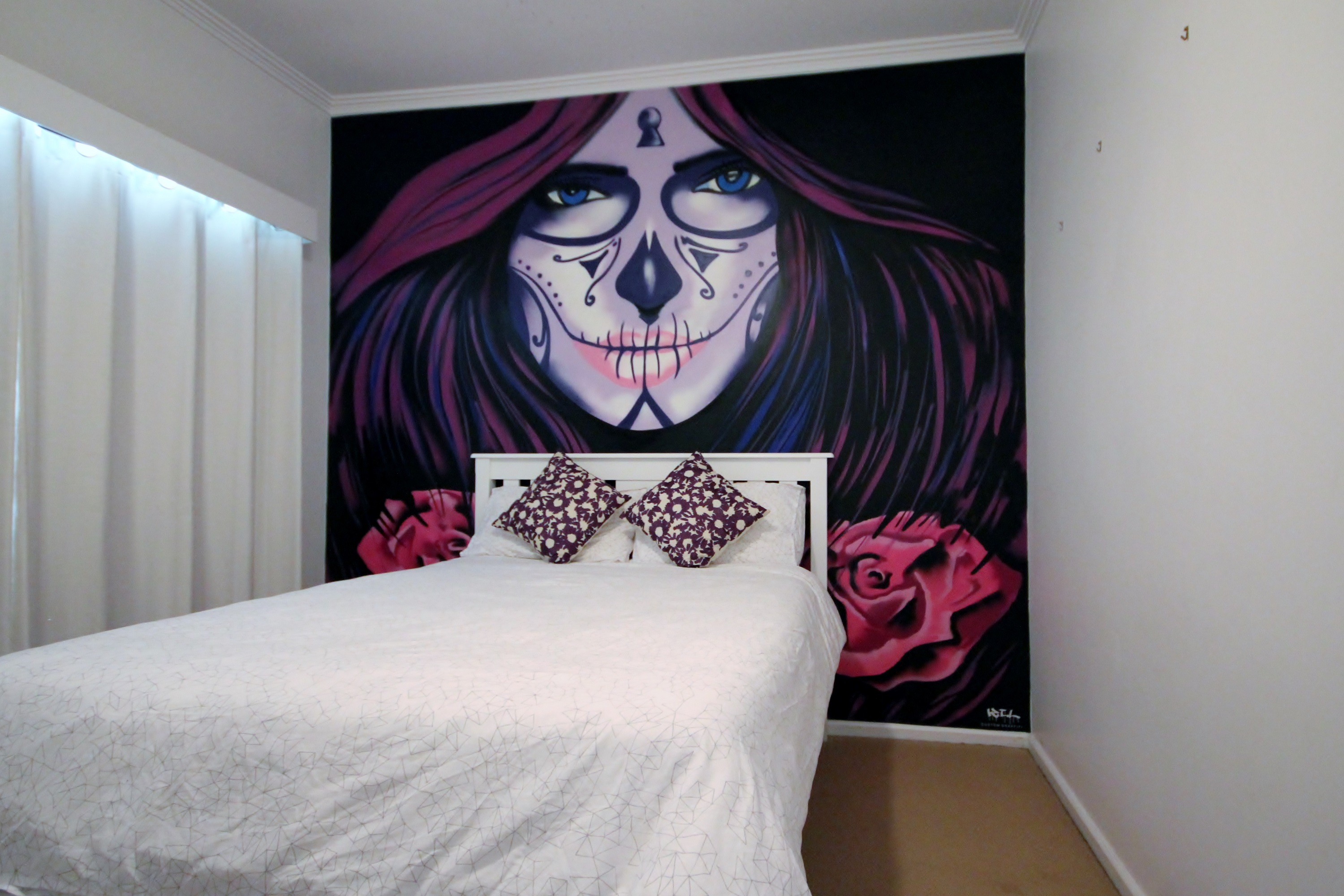 Day Of The Dead Kids Bedroom