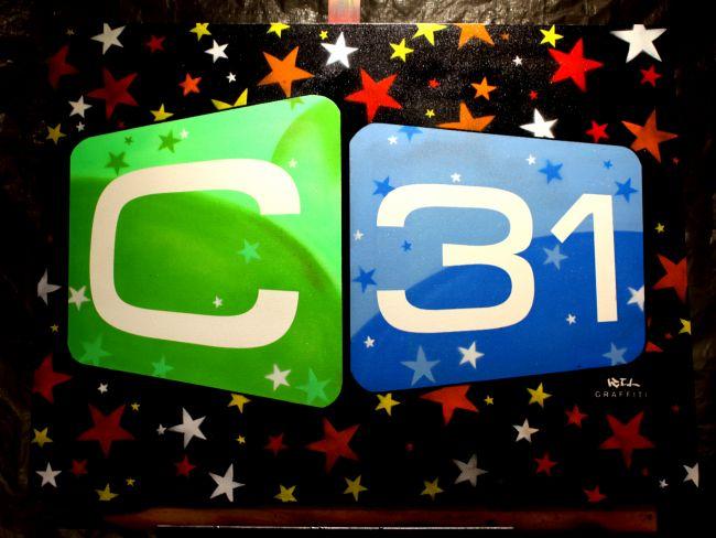 Channel 31 – Ad Set Backdrops