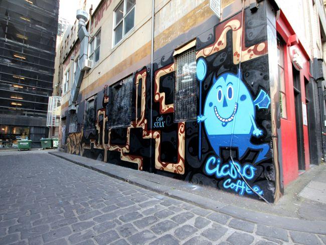Cafe Stax – Melbourne CBD