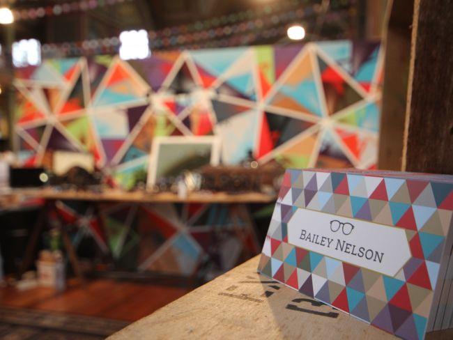 Nelson Bailey Eyewear – Big Design Market (REB 2014)