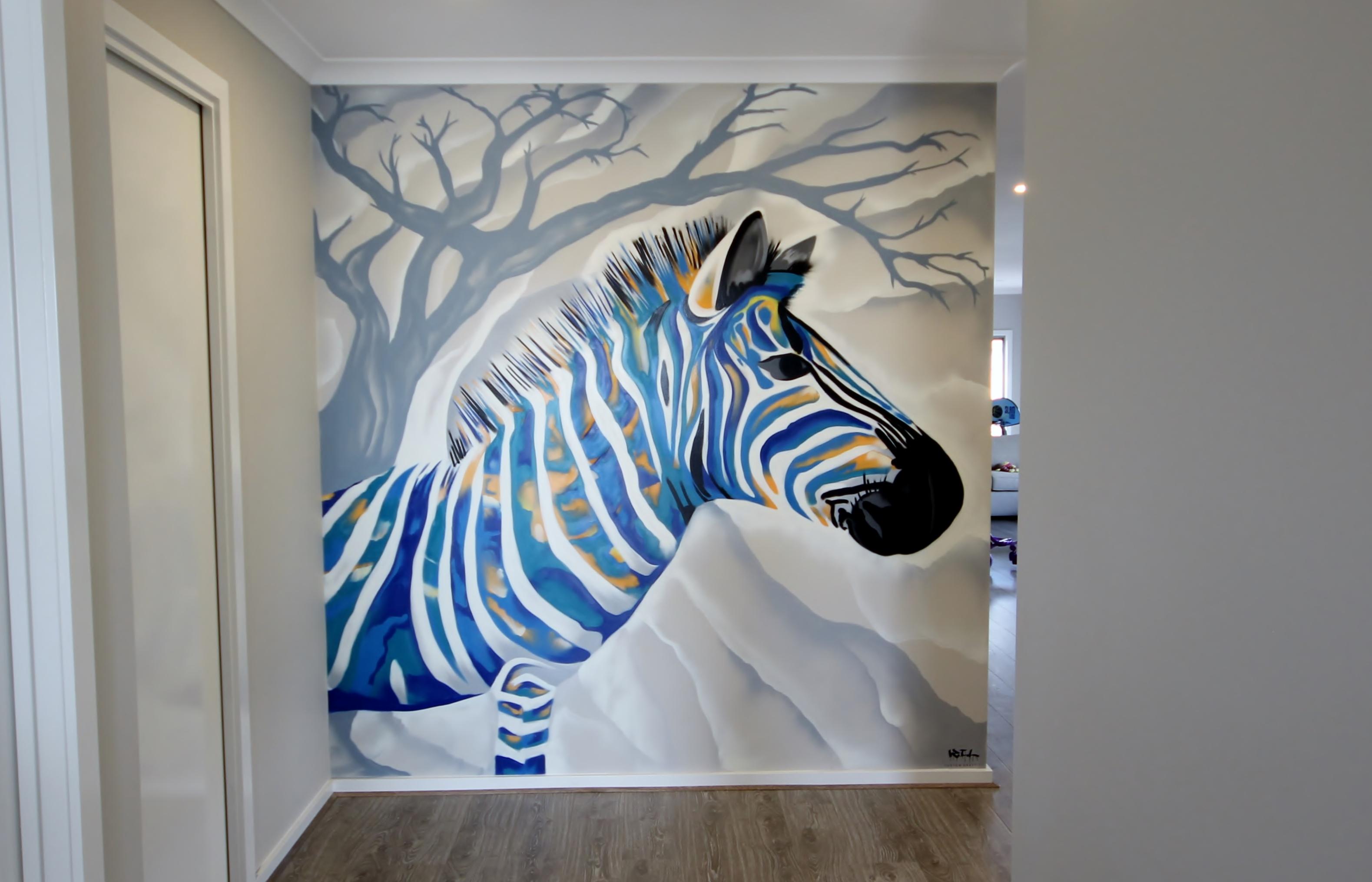 Werribee Zebra